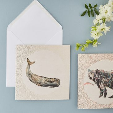 Dotty Animal Cards Josie Shenoy