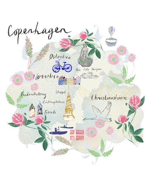 Copenhagen - May