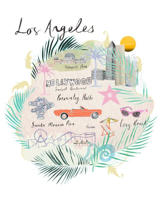 Los Angeles - June
