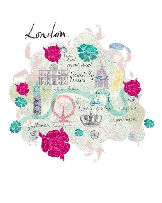 London - January