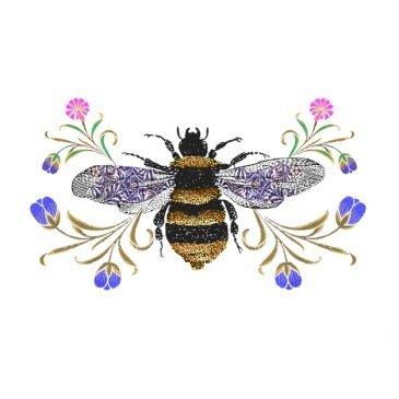 Josie Shenoy Bumblebee Print