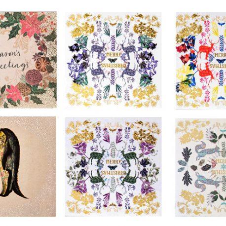 Josie Shenoy Christmas Cards