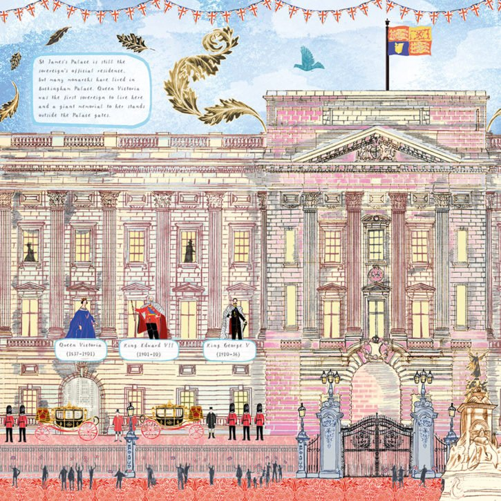 The Buildings That Made London Buckingham Palace Josie Shenoy