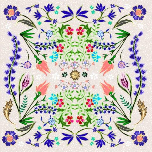 Josie Shenoy Midnight Floral
