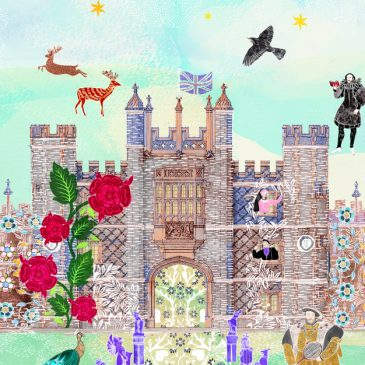 Josie Shenoy Hampton Court