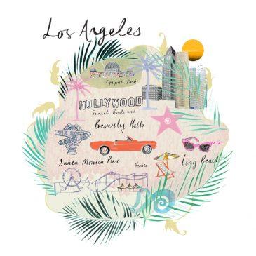 Josie Shenoy Los Angeles