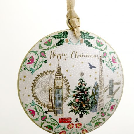 Josie Shenoy Bauble London Skyline