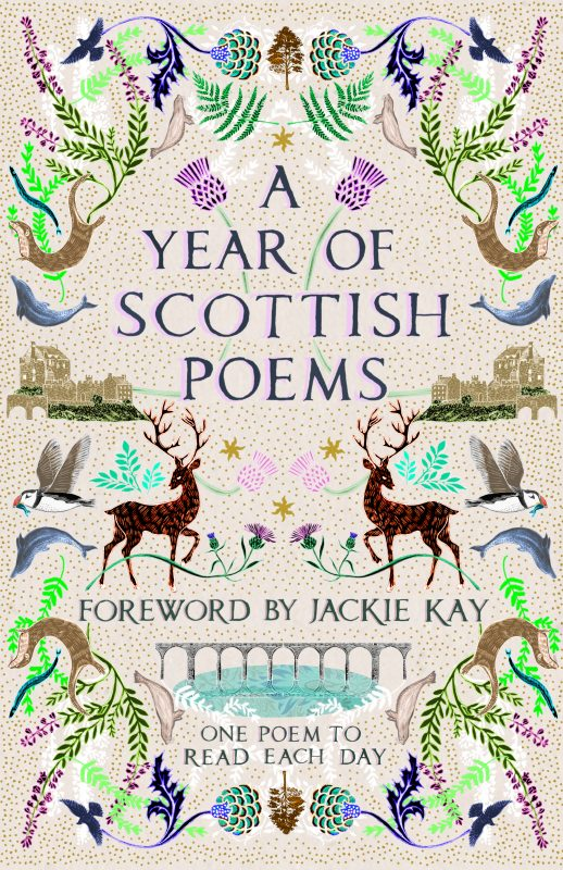 Josie Shenoy -A Year of Scottish Poems