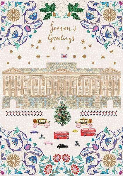 The Art File Josie Shenoy Buckingham Palace