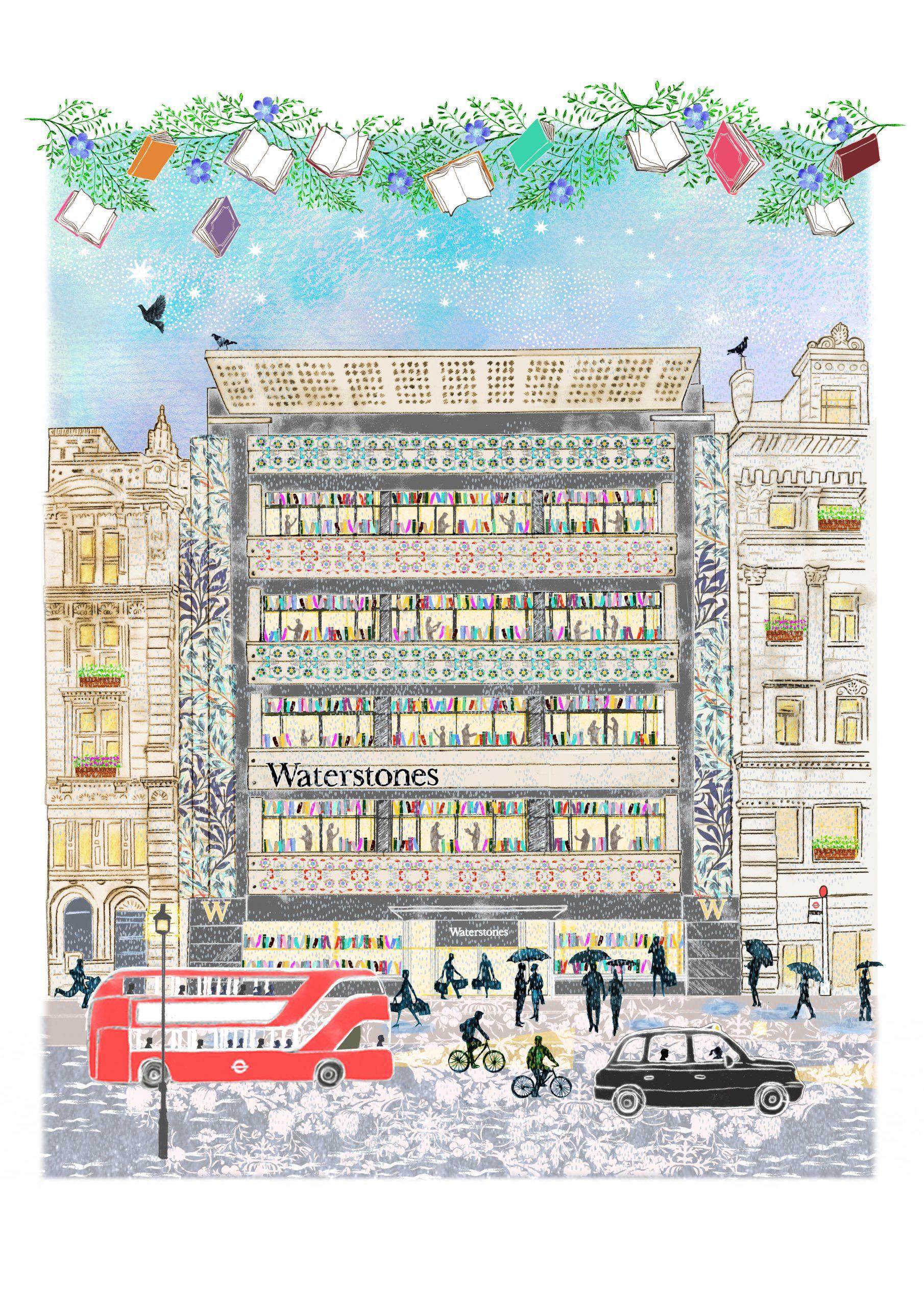 Josie Shenoy Waterstones Piccadilly