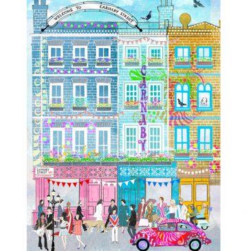 Josie Shenoy Carnaby Street