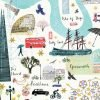 London Map Josie Shenoy