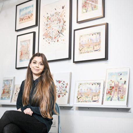 Josie Shenoy Illustrator