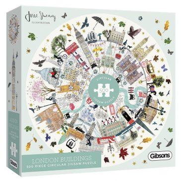 Josie Shenoy Gibsons Jigsaw Puzzle