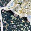 Josie Shenoy English Garden Fabric - Soft Velvet