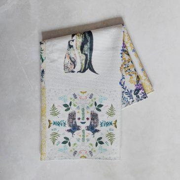 Josie Shenoy Tea Towel Animal Kingdom
