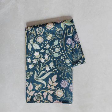 Josie Shenoy Tea Towel English Garden
