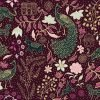Josie Shenoy Jaipur Fabric - Ruby